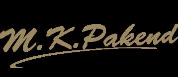 M.K.Pakend